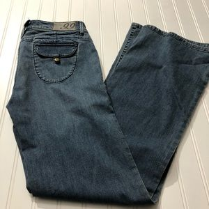 Level 99 bootcut jeans, size 27